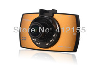 2014 Newest NTK 96650 Chipset 1080P Full HD Car DVR Camera + G-sensor+ H.264 MOV + HDMI + 6pcs IR Night Vision S550 Car DVRs
