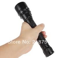 4000LM LED Flashlight Torch Auto Adjust Focus Cree XML 3XT6 LED Zoomable Waterproof Flash Light Lamp