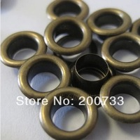 Free shipping brass material 800#(10mm) eyelet with washer 300sets/lot