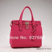 In Stock Spring Brand Women Handbag 8 Colors Faux Leather Office Lady Handbags PU Bag Free Shipping BG55701(FBA)