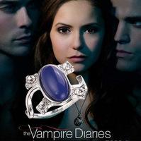 2014 New Arrival Free Shipping Vampire Diaries Elena Anti-sun Retro Rings For Women