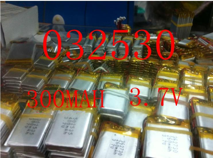 Аккумуляторы для MP3 / MP4-плеера 302530 3.7V 300mah /mp4 PSP аккумуляторы для mp3 mp4 плеера zx 3 7v bluetooth samsung wep200 wep210 wep301 501220 051220