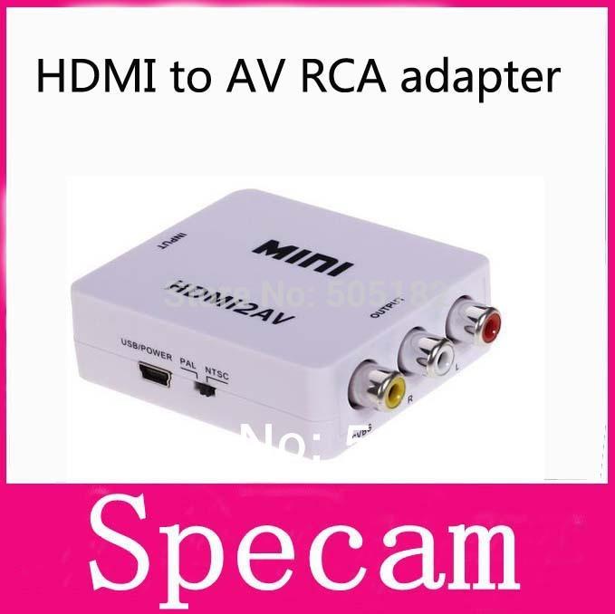 Box Hdmi to Rca Box Hdmi to av Rca Cable