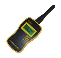 Two Way Radio Portable Handheld Frequency Counter & Power Meter GY561 GY-561 Test Range 1MHz-2400MHz /0.1W-50W A0718F