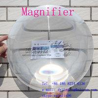 Diameter 200 F140mm fresnel lens ,magnifier lens,projector lens