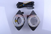 Daytime Runing Lights for Toyota RAV4 2009-2012 High Quality LED