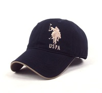 2014 new style polo USPA cheap snapback baseball 100 cotton% black cap and SPORTS hats summer cap for men CHILDREN free shipping