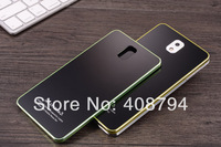 For samsung   cover metal note3 n9000 plastic protective case mobile phone case