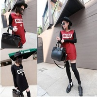 Harajuku t-shirt female spring 2014 school wear fashion preppy style ladies little honey young girl