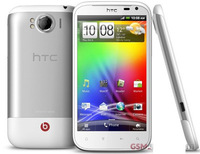 "Original HTC sensation xl 4.7"" Dual core Android 4.0 3G WCDMA refurbished Mobile phone 1.5Ghz FM GPS 16G ROM"