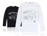 Round-neck long sleeves tee shirt with Lycra Cotton Limited quantity 10pcs for each size only. -Code: A112