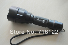 UltraFire 1300 Lumens High Power CREE XM-L T6 C8 18650 LED Flashlight Torch 5 Modes FREE SHIPPING(China (Mainland))