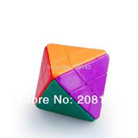 ^_^ Free Shipping! Lanlan 4-Layer Octahedral Skewb Diamond Magic Cube Stickerless
