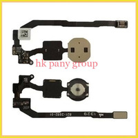 Brand new  Home flex cable for iphone 5S Function key row line original new,Free shipping,100% gurantee