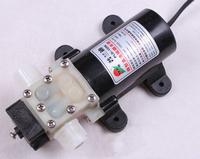 24V Diaphragm Water Pump 0.55L/min Overflow Pressure Backflow Water Aspirator [DZ21]
