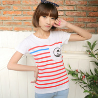 new 2014 t shirt women plus size spring 2014 woman clothes The top fashion women clothes 53006