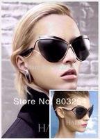 Free Shipping wholesale 2014 New    Sunglasses acetate sun glasses starstyle celebrity sunwear  sun protection UV 400  CD