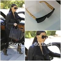 Free Shipping New Clubmaster Sunglasses  sun glasses starstyle celebrity sunwear Chain Sunglasses-- celebrity fashion