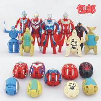 Dinosaur egg kimi deformation of the minis toy
