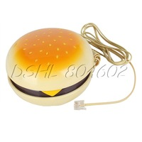 Practical Hamburger Burger Corded Phone Telephone Movie Juno