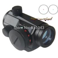 Funpowerland T-1 Tatical Red and green dot reflex rifle scope