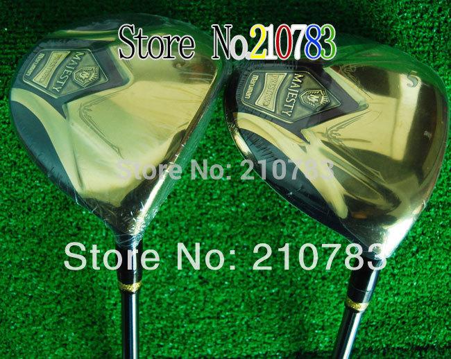 клюшка для гольфа Maruman Prestigio Super7 3/5 woods.r/s , EMS Majesty Prestigio Super7 золотой браслет
