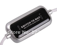 New Arrival!!!!High Quality USB Switch-To-MAC Cable PC to PC/PC to MAC/MAC to MAC Transfer Data Link Cable Free Shipping