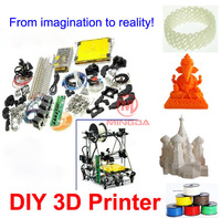 Desktop 3D Printer,ABS PLA 3D Maker Machine DIY Toys Kits Maker,Printer 3D Diy Full Kit