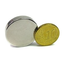 10PCS D25*5MM  25 MM X 5 MM disc powerful magnet craft magnet neodymium  rare earth neodymium permanent strong magnet n50