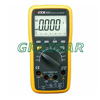 USB multimeter VICTOR 86D Digital Multimeter with RS232 interface/ Fast Shipping