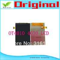 10pcs/lot Original LCD screen display  for Alcatel One Touch S'Pop S Pop, OT4030d  OT4010 LCD screen Free shipping
