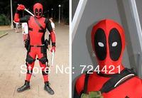 Details about  Attractive!!! New fancy dress party lycra spandex zentai costume deadpool S-XXL