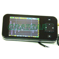 Pocket-oscilloscope VICTOR101 of handheld ScopeMeter