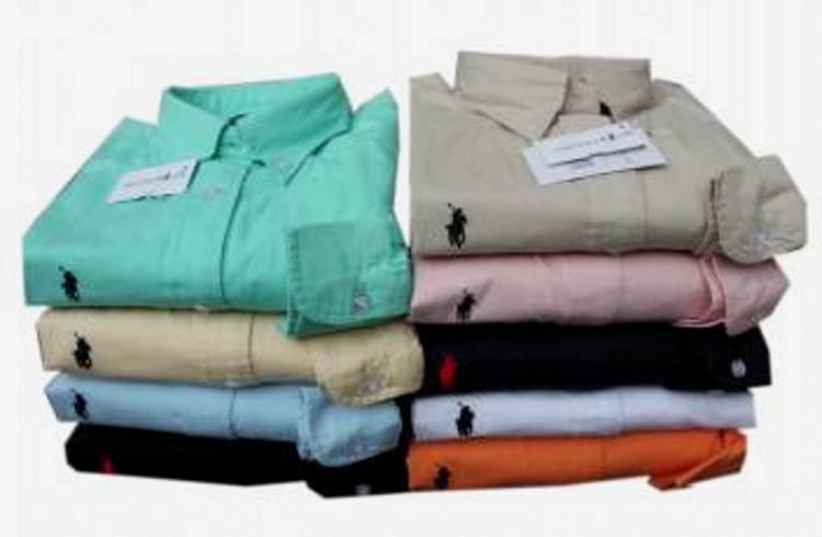 Paket Mail die neue heiße verkäufe männer langarm shirt Qualität ist sehr gut Größe M- XXL
