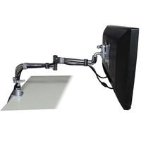 Ok desktop 360 deg . rotating lcd monitor mount led lcd tv retractable mount