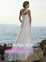 2014 wedding vintage fish tail mermaid wedding dresses short trailing senior  Beach Wedding  wedding dress  flowers