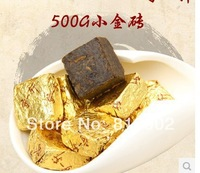 Promotion! 2010year Chinese old Top grade black Puer tea, 500g health care puerh Red Tea, Ripe pu er Pu'er Tea , Free Shipping