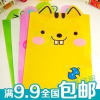 D32 cartoon file bags storage bag file bag 0.03