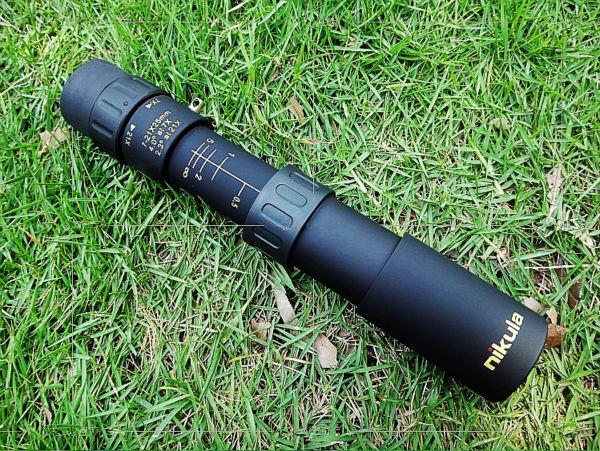 NEW High Quality 2014 nikula Hunting Camping non-infrared Night Use Monocular Mini 10-30X25 Adjustable Zoom Optical Vision Clear(China (Mainland))