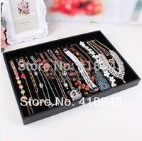 Shelf Large wholesale necklace bracelet box jewelry display tray jewelry display rack shelf