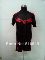 2014 mexico black shirt football jerseys soccer uniform shirts jerseys Can customized,2014 mexico orange soccer jerseys
