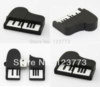 New Classic usb memory flash 4-32GB cartoon piano model usb 2.0 flash drive pen drive gift free shipping