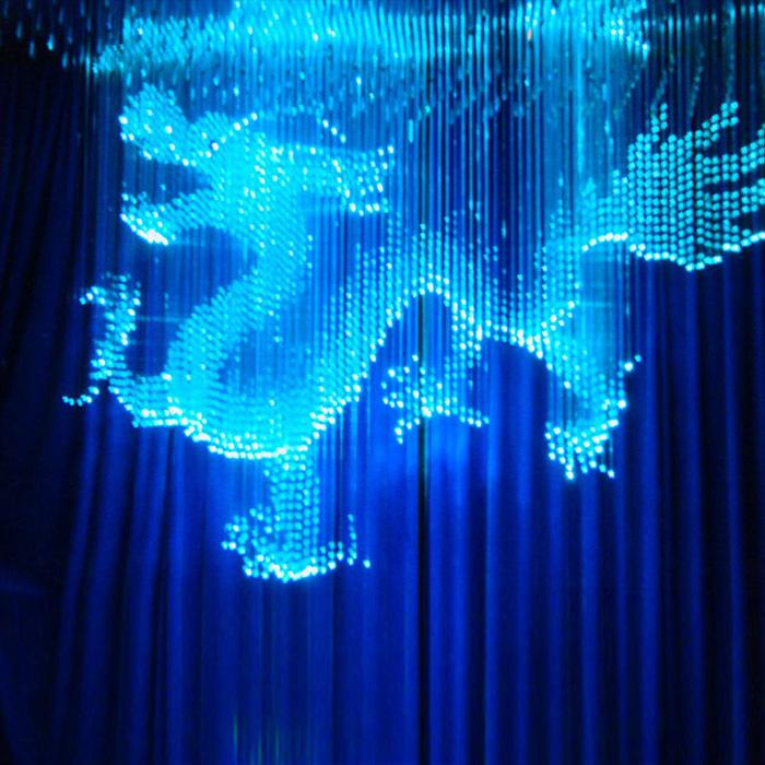 led fiber optic light engineering pendant light fiber