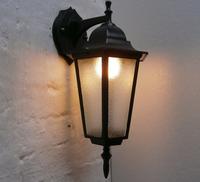 Vintage outdoor wall lamp fashion aluminum brief lighting waterproof outdoor lamp indoor the door  classical