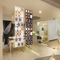 Мода вырез, резные шерсти экран мода дома висит простых перегородок