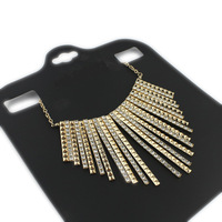 New Fashion Boutique Punk Gold Plated Chains Necklace long pendant Body Chain Necklaces Celebs jewelry whole sale