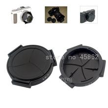 Portable Auto Lens Cap for PANASONIC LUMIX DMC LX7 LX-7 LEICA D-LUX 6 camera