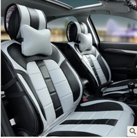 Free shipping for KIA Optima special seat covers breathable leather seat covers KIA Optima health seat covers