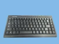 Domestic 97 keys keypad slim mini laptop keyboard notebook keyboard computer keypad external USB keyboard