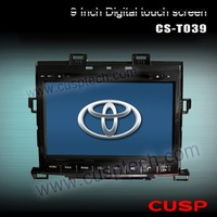 CS-T039 CAR DVD PLAYER WITH GPS FOR TOYOTA ALPHARD 2007-